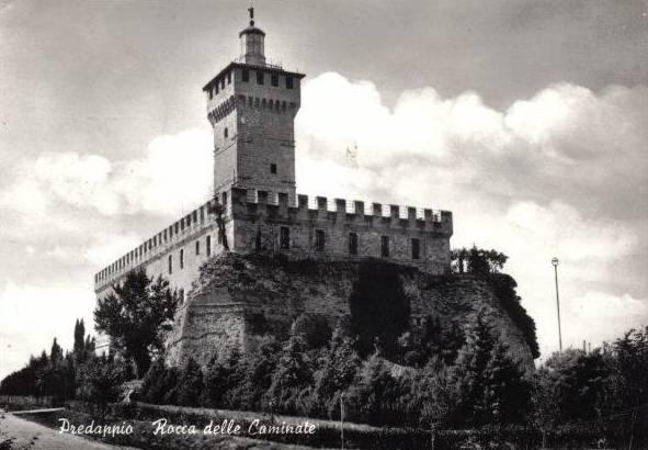 La Rocca delle Caminate