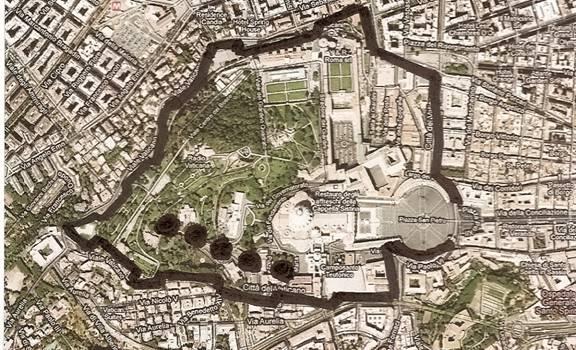 Le cinque bombe cadute nella Città del Vaticano secondo l''Osservatore romano'