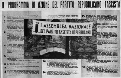 I diciotto punti del Manifesto di Verona sulla stampa locale