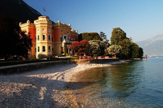 Villa Feltrinelli oggi